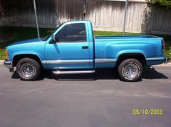 CaliTeen4Hotguyz 1992 Chevrolet C/K Pick-Up