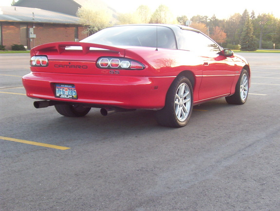 Another Rollin96Avenger 2000 Chevrolet Camaro post... - 1637978