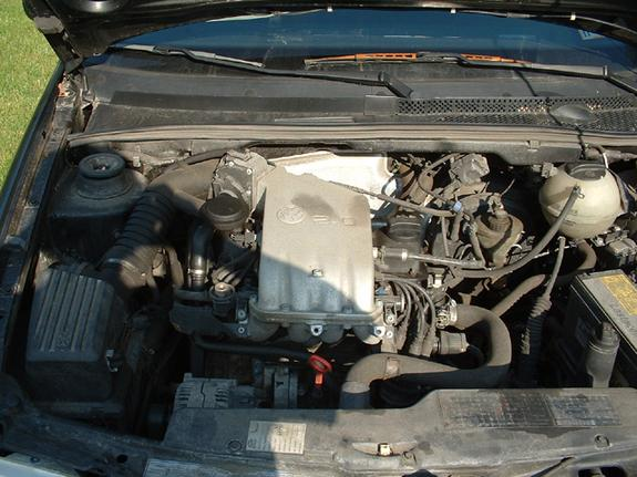 Another Magics5rip 1996 Volkswagen Jetta post... - 1639417