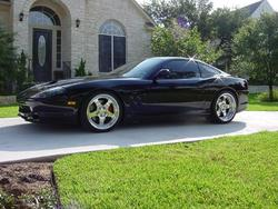 BiggTimeE46s 2001 Ferrari 550 Maranello