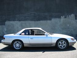 smokeyhayess 1988 Nissan Silvia
