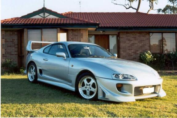 Another Holliewod 1996 Toyota Supra post... - 1644505
