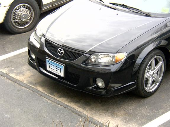 blackmspct 2003 mazda protege specs photos modification. Black Bedroom Furniture Sets. Home Design Ideas