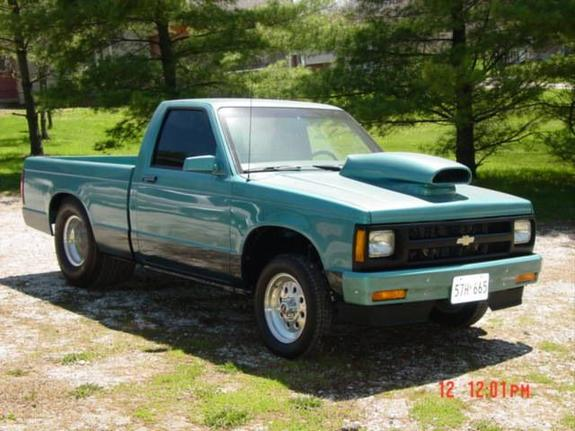 ChimairaAndy 1982 Chevrolet S10 Regular Cab 1647048