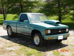 ChimairaAndys 1982 Chevrolet S10 Regular Cab