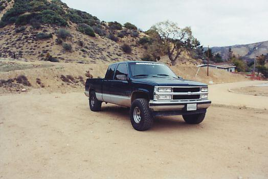 sublvr72 1995 Chevrolet Silverado 1500 Regular Cab 1649269