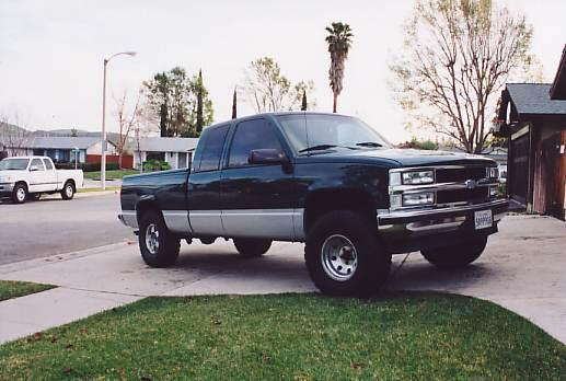 sublvr72 1995 Chevrolet Silverado 1500 Regular Cab 1649271