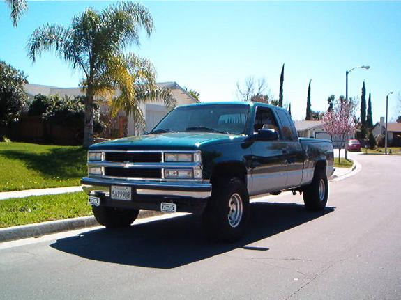 sublvr72's 1995 Chevrolet Silverado 1500 Regular Cab