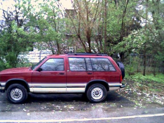 Another gtppimpin 1993 Chevrolet Blazer post... - 1651263