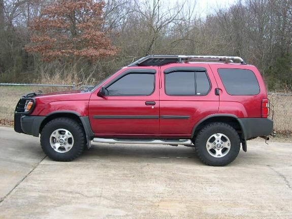 rage 71 2001 nissan xterra specs photos modification info at cardomain. Black Bedroom Furniture Sets. Home Design Ideas