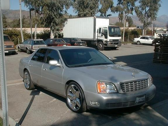 Another lexani28 2001 Cadillac DeVille post... - 1657548