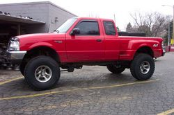 2000nvdranger 2000 Ford Ranger Regular Cab