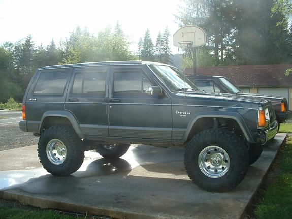 laredo xj 1990 jeep cherokee specs photos modification info at cardomain. Black Bedroom Furniture Sets. Home Design Ideas