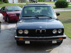 savannahzxt 1988 BMW 5 Series