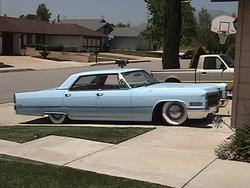 Sweet66lac 1966 Cadillac DeVille