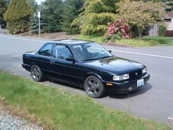 boosted7m 1992 Nissan Sentra