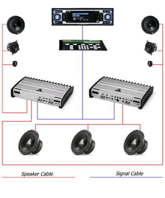 wiring diagram for subs jl audio 500 1  | 600 x 315