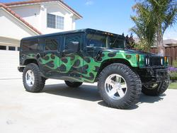 jackvips 1998 Hummer H1