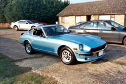 thebarracuda 1978 Datsun 260Z