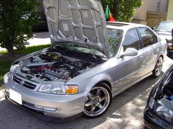 the_professor 1999 Acura EL