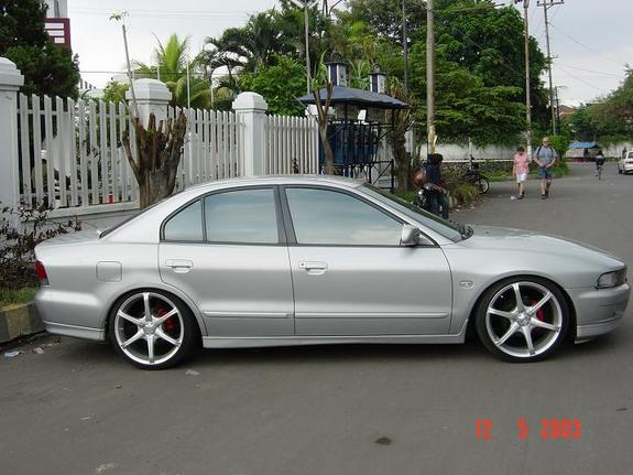 Large on 1999 Mitsubishi Galant Specs