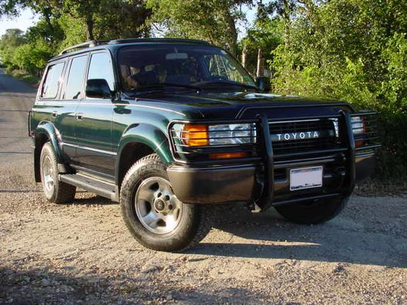 Arifahim 1994 Toyota Land Cruiser Specs Photos