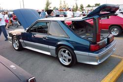 355635 1991 Ford Mustang