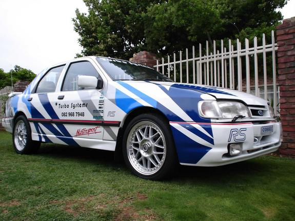 Another madcossie 1993 Ford Sierra post... - 1678393
