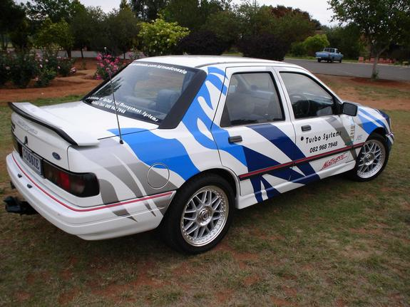 Another madcossie 1993 Ford Sierra post... - 1678395