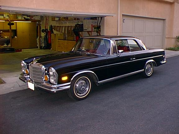Another 1971MB 1971 Mercedes-Benz S-Class post... - 1679864