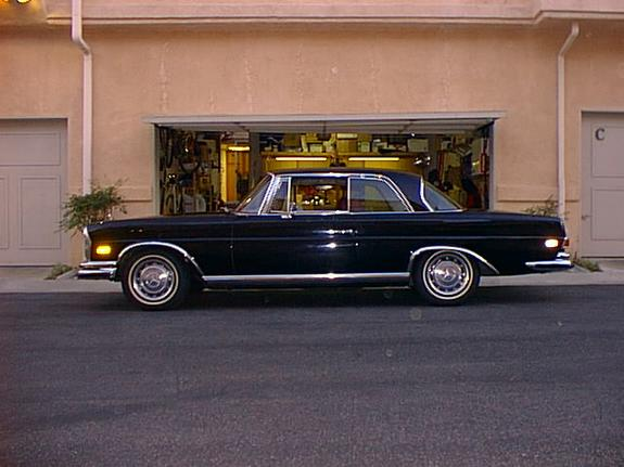 Another 1971MB 1971 Mercedes-Benz S-Class post... - 1679866