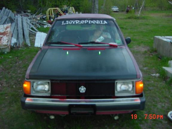 Another BamzRide 1988 Dodge Omni America post... - 1680002