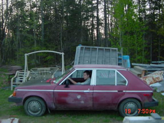 Another BamzRide 1988 Dodge Omni America post... - 1680003