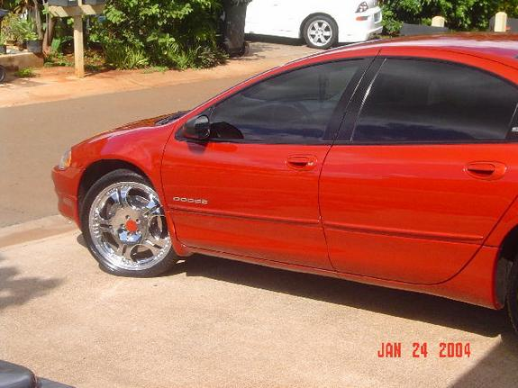 Another 1BOSSHOGG 2001 Dodge Intrepid post... - 1680398