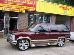 thehoegetter 1990 Chevrolet Caprice