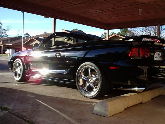 Another 123456789cobra98 1998 Ford Mustang post... - 1684159