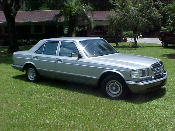Another drtysthbenz 1985 Mercedes-Benz S-Class post... - 1686544