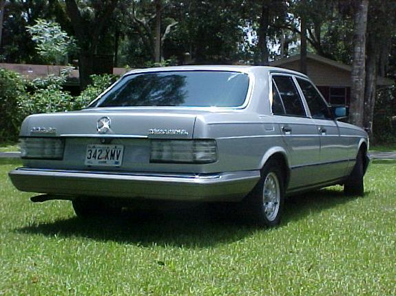 Another drtysthbenz 1985 Mercedes-Benz S-Class post... - 1686546