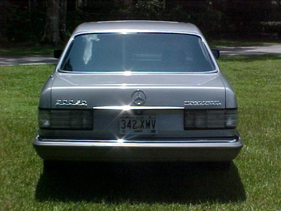 Another drtysthbenz 1985 Mercedes-Benz S-Class post... - 1686547
