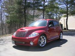 ptgtredman 2003 Chrysler PT Cruiser