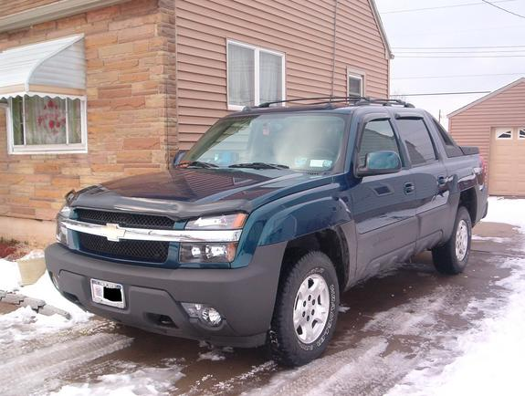 res60cue 2005 chevrolet avalanche specs photos. Black Bedroom Furniture Sets. Home Design Ideas