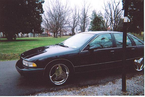Another capricepusha 1991 Chevrolet Caprice post... - 1691000