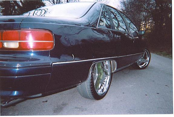 Another capricepusha 1991 Chevrolet Caprice post... - 1691003