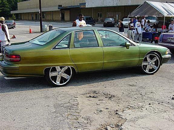 Another capricepusha 1991 Chevrolet Caprice post... - 1691084