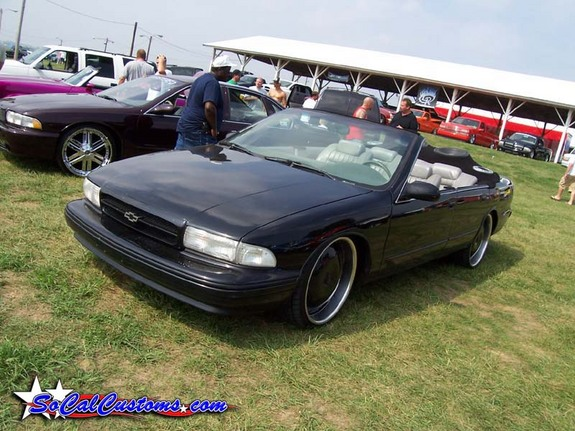 Another capricepusha 1991 Chevrolet Caprice post... - 1691085