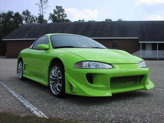 brandonhill 1996 mitsubishi eclipse specs photos modification info at cardomain. Black Bedroom Furniture Sets. Home Design Ideas