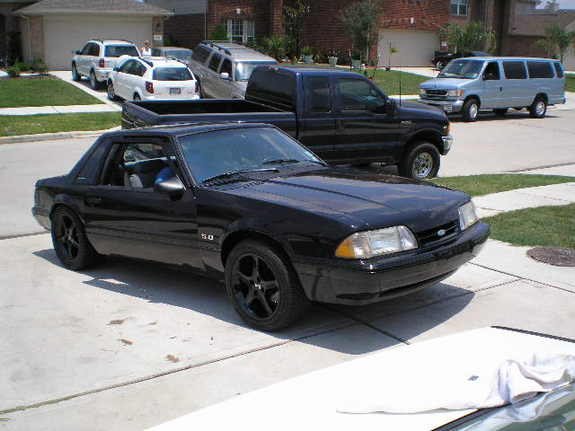 Another JKCOBRA98 1985 Ford Mustang post... - 1697366