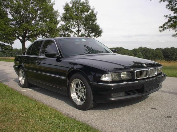 tripleblack740i 1997 bmw 7 series specs photos. Black Bedroom Furniture Sets. Home Design Ideas