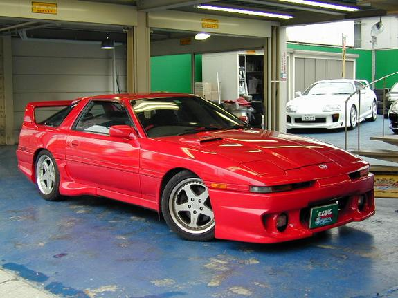 Another jza71 1990 Toyota Supra post... - 1701421