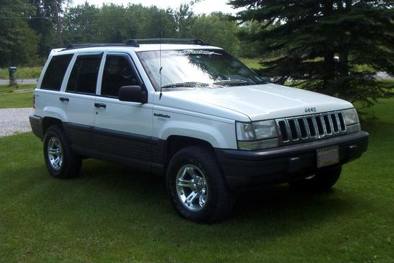 age14722 1995 jeep grand cherokee specs photos modification info at cardomain. Black Bedroom Furniture Sets. Home Design Ideas